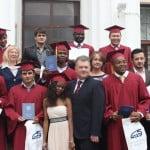 Estudantes Angolanos na Russia