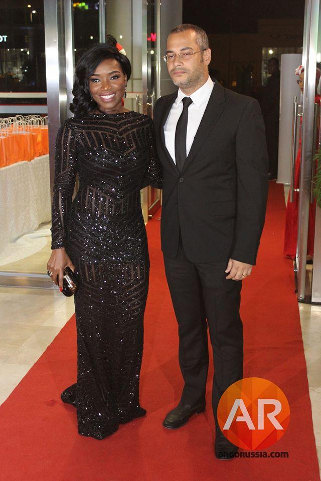 Perola e Marido Divas de Angola