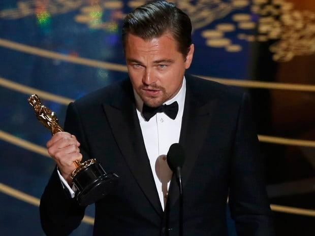 DiCaprio oscares
