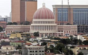 Nova Assembleia Nacional de Angola foi construida por empresa Portuguesa