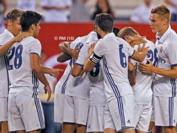 Real Madrid vence Bayern
