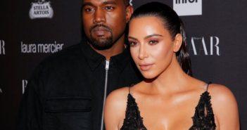 Kim e Kanye vão desembolsar 45 mil dólares com barriga de aluger do 3º filho