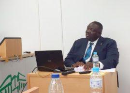 Angolano Eugênio Figueiredo termina doutoramento com prestígio em Universidade da Espanha