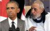 Cuba Fidel Obama