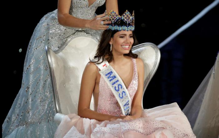 Stephanie Del Valle Miss Mundo 2016