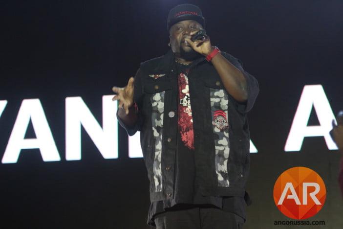 "Morre Pai de Yannick Afroman: ""Adeus meu pai"""