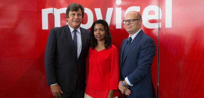 Movicel apresenta novos projectos e Yuri da Cunha como embaixador da marca