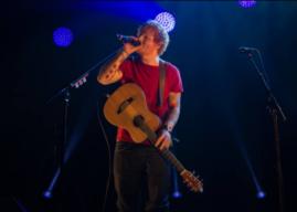 Ed Sheeran deixou de beber cerveja e perdeu 22 quilos