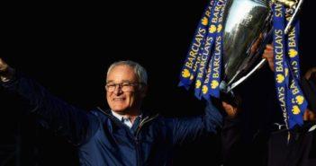 Claudio Ranieri eleito 'O Melhor Treinador do Ano' pela FIFA
