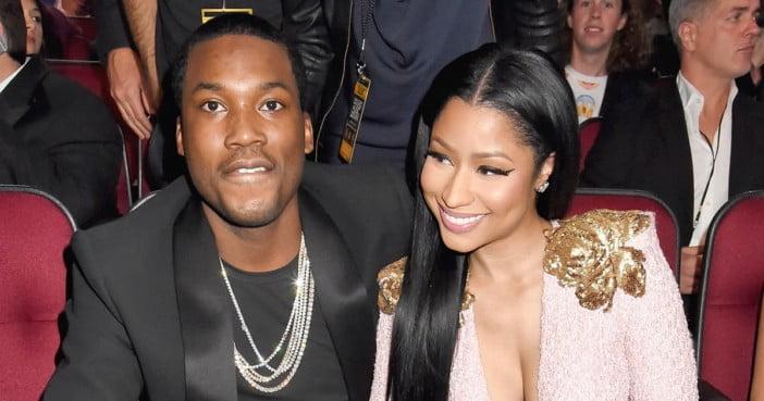 Nicki Minaj and Meek Mills