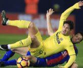 Golaço de Messi aos 90′ salva Barcelona de derrota, mas não evita a descida para o terceiro lugar