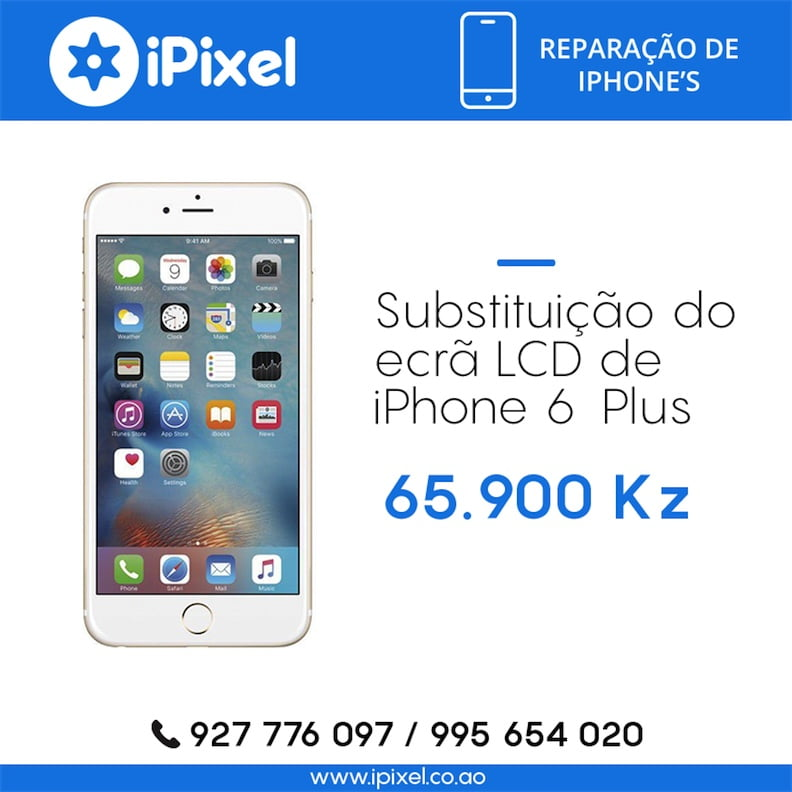 iPixel – iPhone 6 Plus