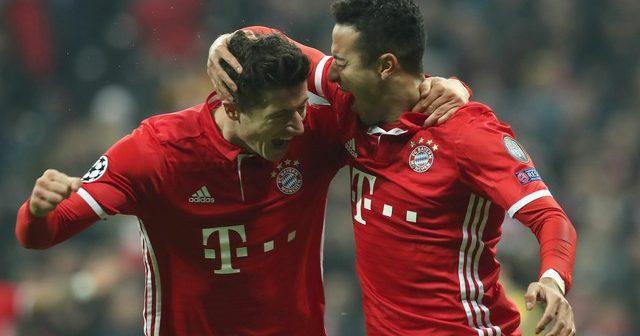 Bayern de Munique atropela Arsenal, Real Madrid também vence e ficam próximos dos quartos