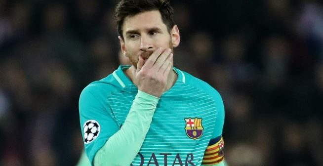 PSG atropela Barcelona com goleada de 4 a 0 na Liga dos Campeões