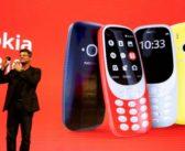 Ofical: Nokia traz clássico '3310' de volta e lança mais três novos telefones