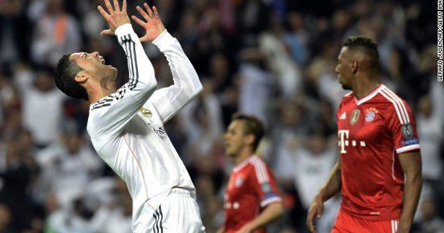 Sorteio dita duelo entre Real Madrid e Bayern nos quartos de finais da Champions