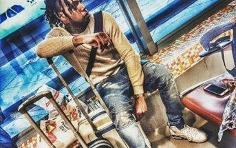 Monsta detido no aeroporto de Moçambique
