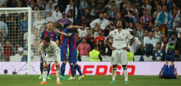 """Marcelo – """"assumo a culpa no último golo, poderia ter feito falta"""""""
