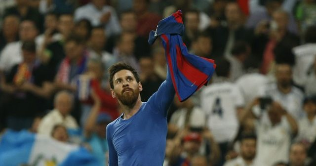 """""""Messi é decisivo até quando está a jantar em casa"""", afirma Luis Enrique após clássico"""