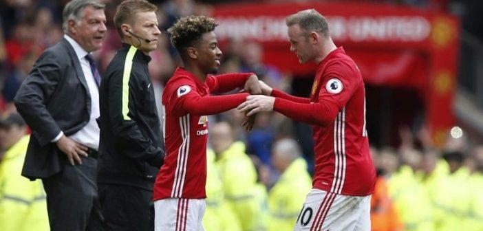 Filho de avançado luso-angolano faz história ao estrear-se no Manchester United