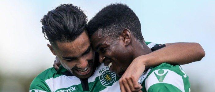 """Gelson Dala estreou-se ontem pela equipa principal do Sporting """"quero mostrar o meu valor"""""""