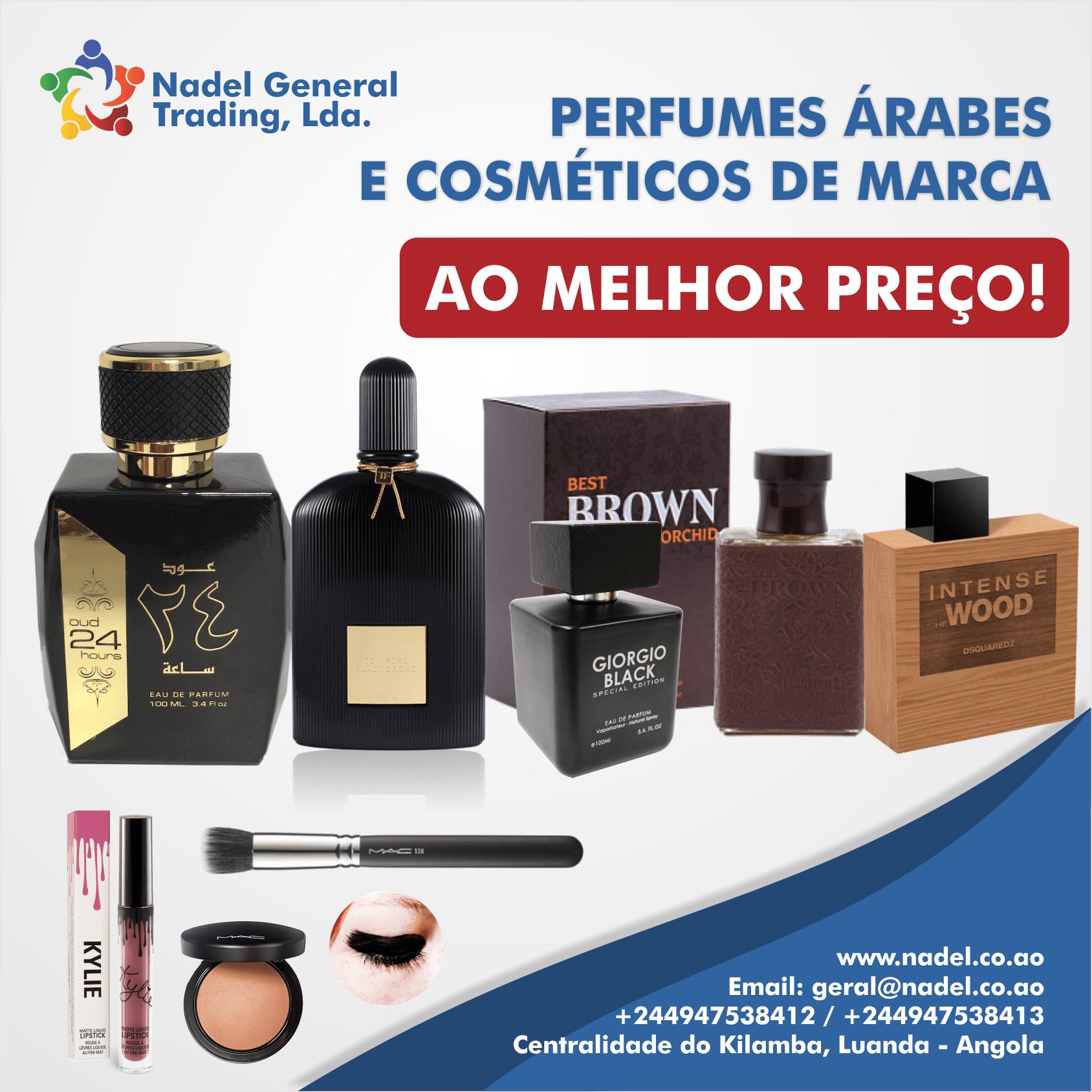 Nadel General Trading (Promoção da Perfumaria)