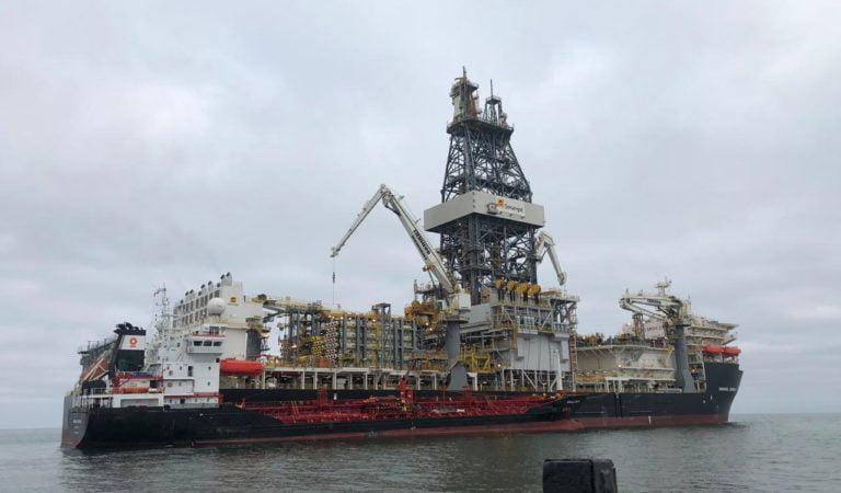 Poço Agogo-1 já produz 10 mil barris de petróleo por dia