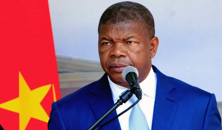 """""""Situação da segurança pública em Luanda está normalizada"""", garante PR João Lourenço"""