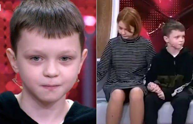 Menino russo de 10 anos teria engravidado uma adolescente de 13 anos