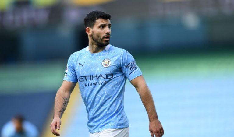 Manchester City anuncia saída oficial de Sergio Agüero após10 anos de trabalho