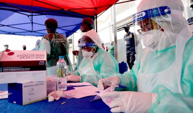 Covid-19: Angola ultrapassa as 700 mortes; país já conta com mais de 31 mil casos de infecção