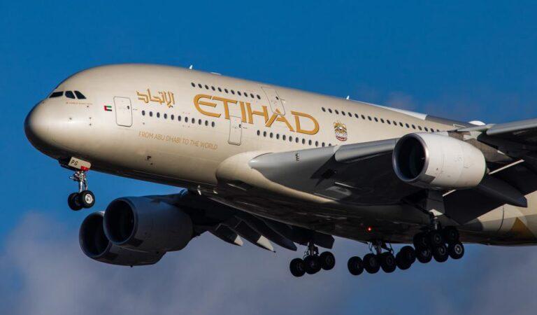 Etihad Airways passará a ligar Luanda a Abu Dhabi