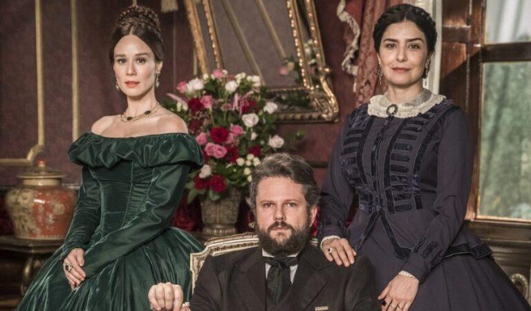 """""""Nos Tempos do Imperador"""" estreia em breve no Globo HD"""