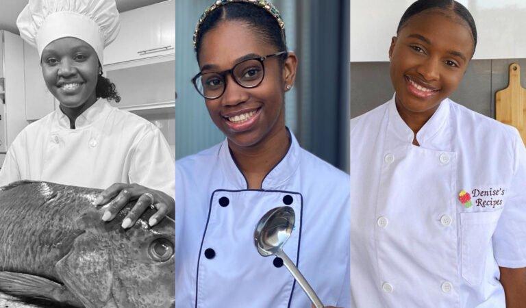 """Três criadoras angolanas que vão te tornar num """"chefe de cozinha"""""""