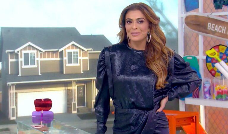 Juliana Paes diz que já se imaginou no Big Brother Brasil e revela que teria um problema