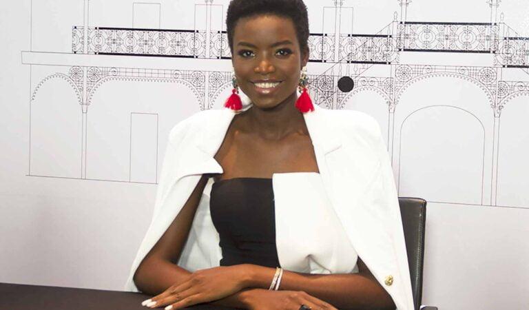 Embaixadora do turismo em Angola, Maria Borges apresenta plano de divulgação e valorização do turismo