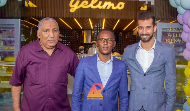 Gelimo inaugura primeira geladaria em Luanda