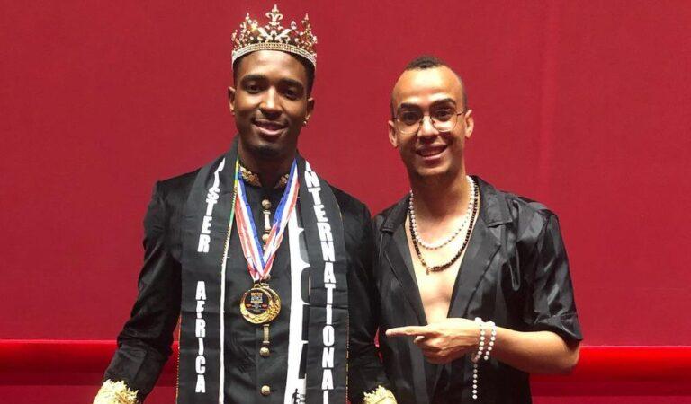 Mister Angola eleito Mister África International 2021