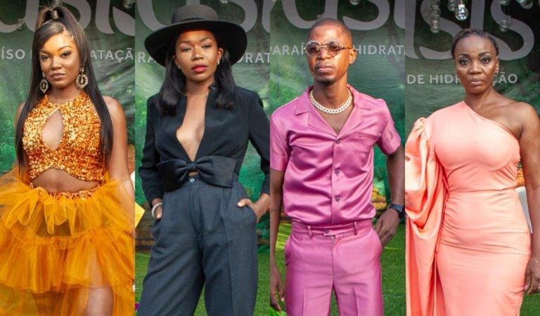 Moda Luanda: Recorde 10 dos looks que se destacaram em 2021