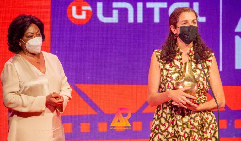 Primeira Dama da República prestigia a 1° edição do Unitel Angola Move