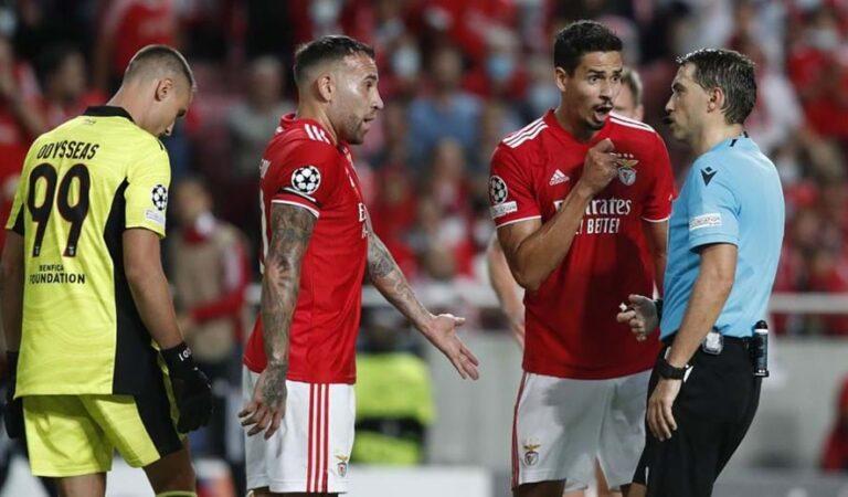 Benfica averba 1ª derrota na Champions frente ao Bayern de Munique