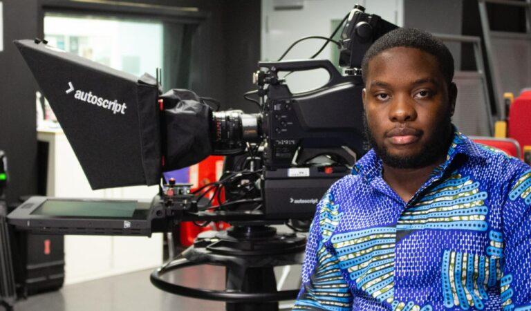 """Jornalista angolano Israel Campos nomeado para prêmio de """"Liberdade de Imprensa"""" na Holanda"""
